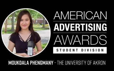 University of Akron Graduate wins National ADDY