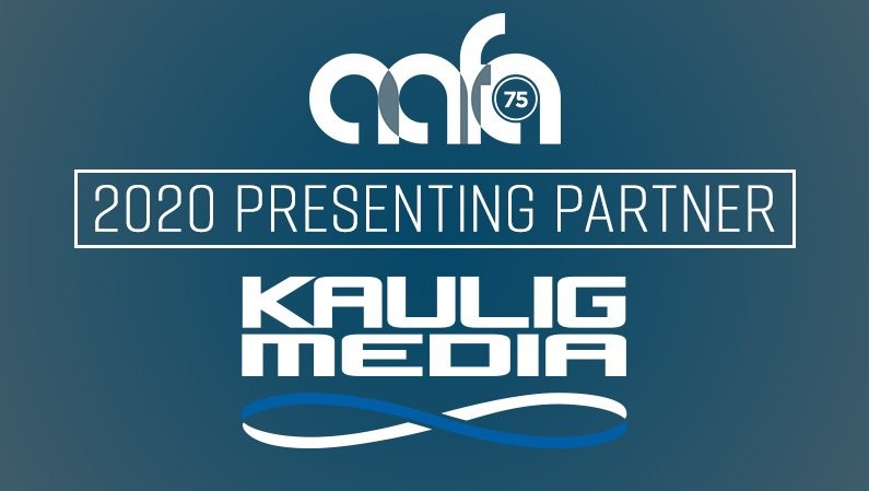 AAF-Akron Names Kaulig Media as 2020 Presenting Partner