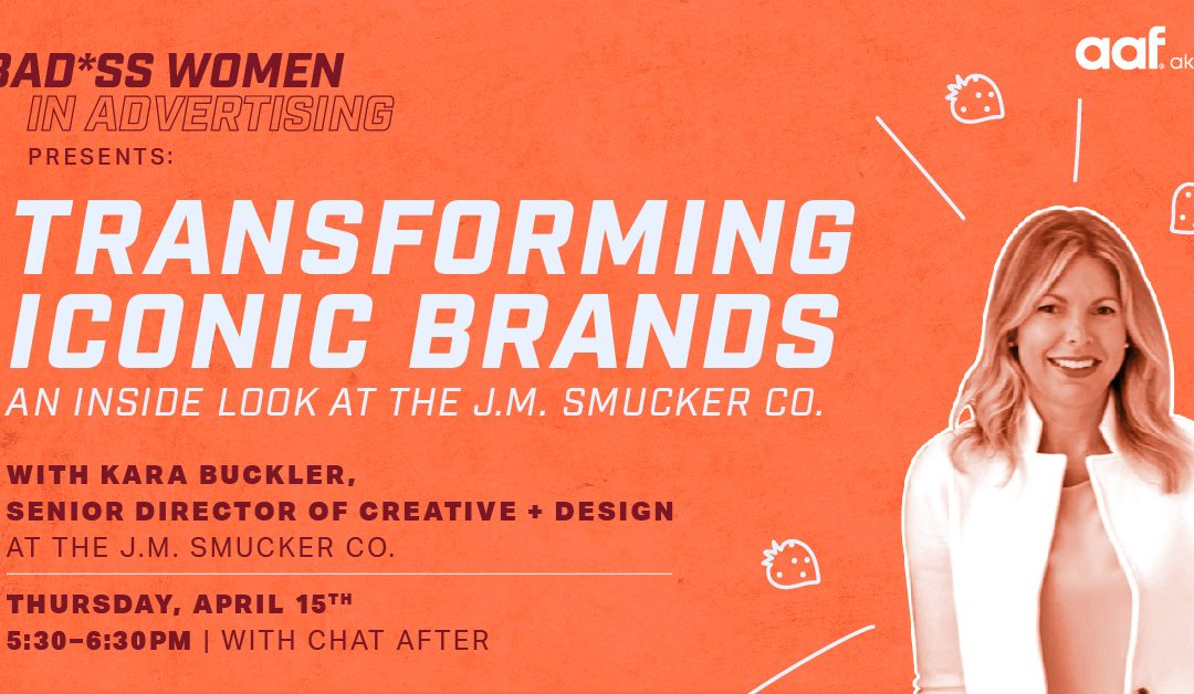 Transforming Iconic Brands: An inside look at The J.M. Smucker Co.