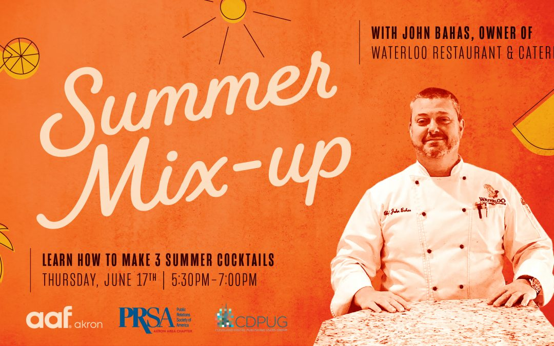 Summer Mix-up!